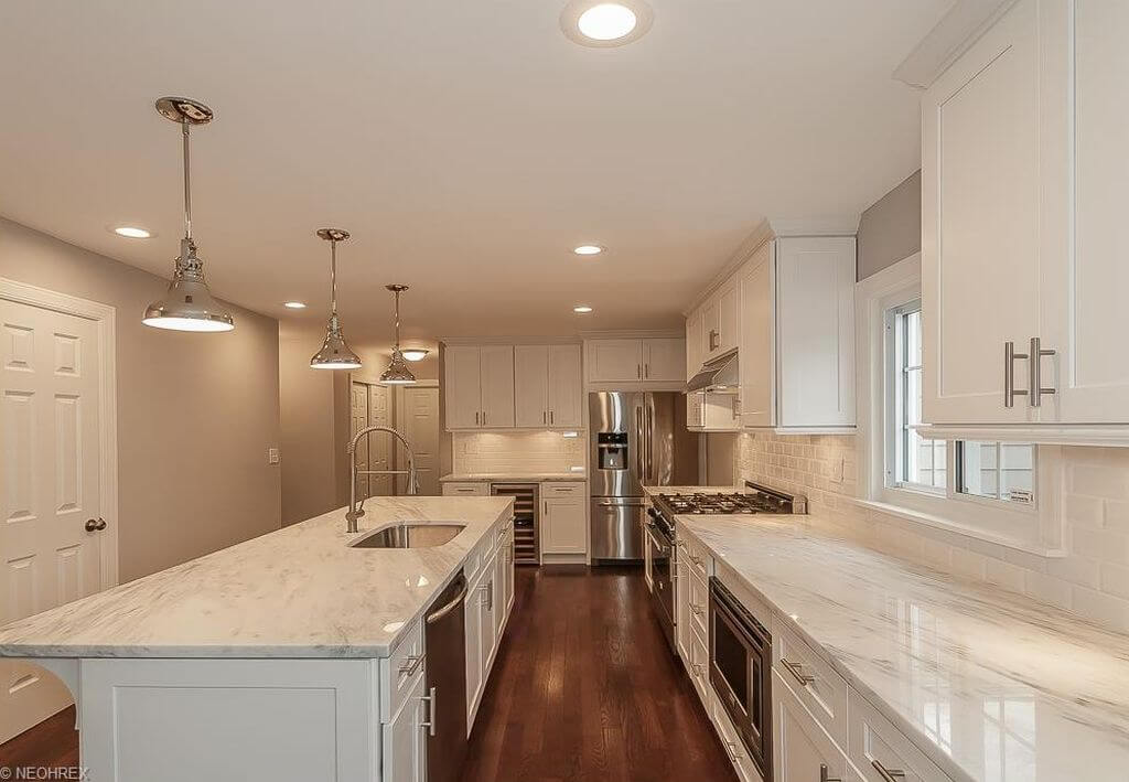Exotic Granite Works. Best Kitchen Countertops Cleveland