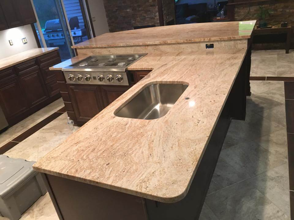 Best Granite Countertops in Cleveland Kitchen Quartz Marble Vanity Tops